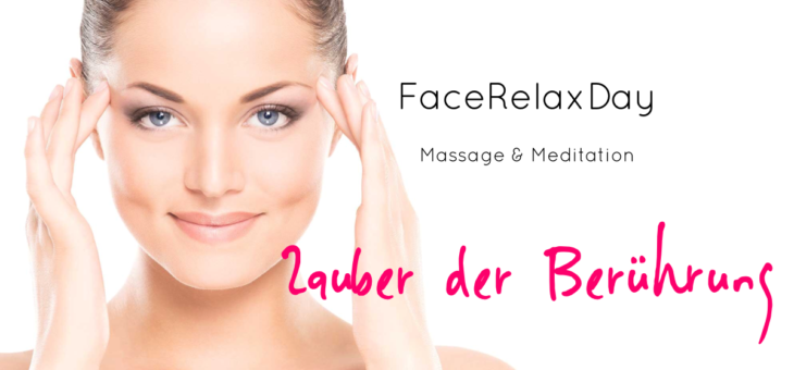 FaceRelaxDay am 26. April