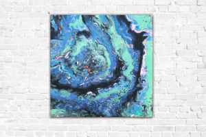 energy healing painting